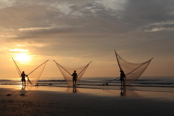 Biển Thịnh Long - Du lịch Nam Định 1 ngày nên đi những đâu?