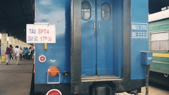 Kinh nghiệm du lịch Bình Thuận, Phan Thiết, Mũi Né bằng tàu hỏa 2